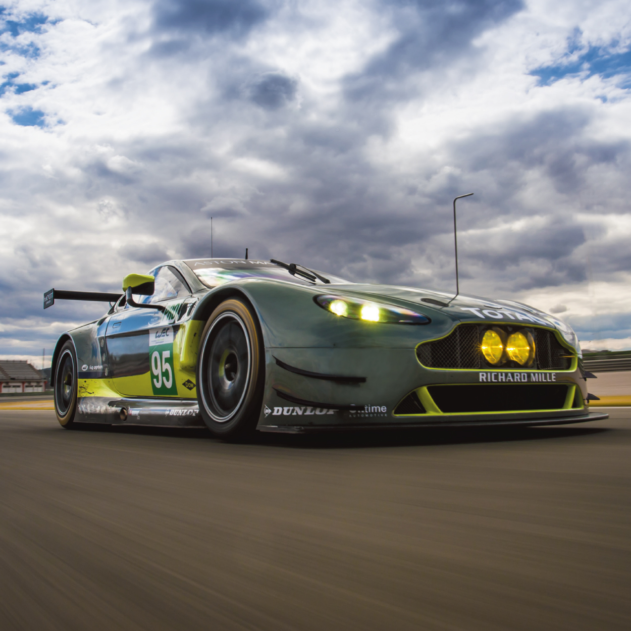 2016 Aston Martin Racing Launch